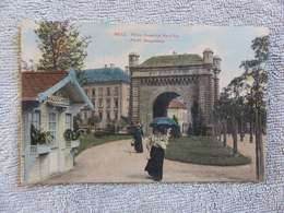 390 - CPA ,  Metz , Porte Serpenoise - Metz