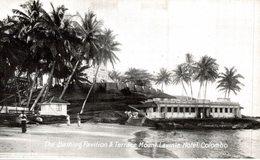 THE BATHING PAVILION - Sri Lanka (Ceylon)