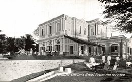 VIEW OF MOUNT LAVINIA  HOTEL - Sri Lanka (Ceylon)
