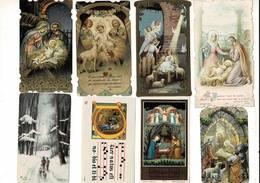 G KL 062 - SAINTE FAMILLE JOEL - HEILIGE FAMILIE KERSTMIS - 24 CHROMOS - - Images Religieuses