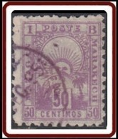 Maroc Postes Locales - Mazagan à Marrakech - N° 50 (YT) N° D5 (AM) Oblitéré. - Marruecos (1891-1956)