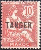 Maroc Protectorat Français - N° 85 (YT) N° 84 (AM) Neuf *. - Marruecos (1891-1956)