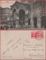 Siena. Cappella Del Palazzo Comunale. Viaggiata 1939 - Siena