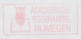 Meter Cut Netherlands 1986 Bird - Owl - Vogels