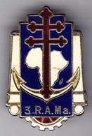 3° RAMa. 3° Régiment D'Artillerie De Marine. D.190. - Army