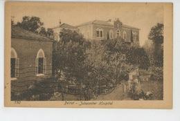ASIE - LIBAN - LEBANON - BEIRUT - Johanniter Hospital - Liban