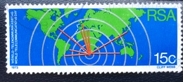 RSA  - Republic Of South Africa - (o) Used - Ref 13 - 1973 - Dag Van De Telecommunicatie - África Del Sur (1961-...)