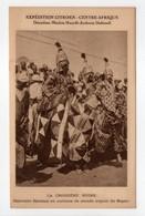 - CPA CENTRE AFRIQUE - EXPÉDITION CITROEN - LA CROISIÈRE NOIRE - Guerriers Djermas En Costume De Parade - - Central African Republic
