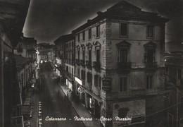 Cartolina - Postcard /  Viaggiata - Sent / Catanzaro, Corso Mazzini ( Gran Formato )  Anni 60° - Catanzaro