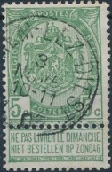 NB - [25902]TB//O/Used-N° 56, TB Obl Centrale 'Sichem-Lez-Diest' - 1893-1900 Fine Barbe