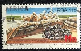 RSA  - Republic Of South Africa - (o) Used - Ref 13 - 1984 - Mineralen - Afrique Du Sud (1961-...)