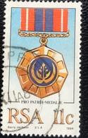 RSA  - Republic Of South Africa - (o) Used - Ref 13 - 1984 - Onderscheidingen - Afrique Du Sud (1961-...)