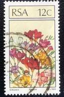RSA  - Republic Of South Africa - (o) Used - Ref 13 - 1985 - Bloemen - Afrique Du Sud (1961-...)