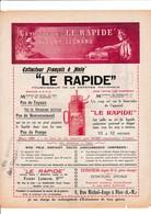 """06-F.Legrand....Extincteur """" Le Rapide """"...Nice....(Alpes-Maritimes).. - Frankreich"""