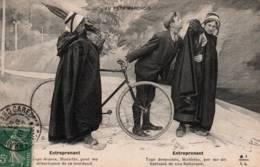 CPA - AU PAYS MARCHOIS - Scène Folklorique - Décor Avec VELO ... - Edition M.T.I.L. - Ohne Zuordnung
