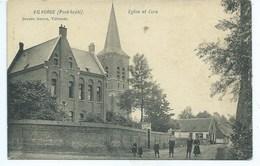 Vilvorde Eglise Et Cure - Vilvoorde
