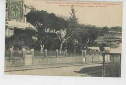 OCEANIE - NOUVELLE CALEDONIE - NOUMÉA - Hôtel Du Directeur De L'Administration Pénitentiaire - New Caledonia