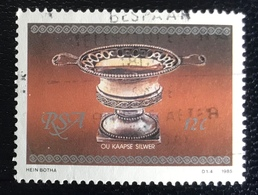 RSA  - Republic Of South Africa - (o) Used - Ref 13 - 1985 - Oud Zilver Uit Kaapstad - Afrique Du Sud (1961-...)