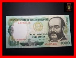 PERU 1.000 1000 Soles De Oro 1.2.1979  P. 118  UNC - Perù