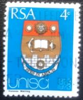 RSA  - Republic Of South Africa - (o) Used - Ref 9 - 1973 - Zuid-Afrikaanse Universiteit - Afrique Du Sud (1961-...)