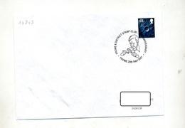 Lettre Cachet  Frome Anniversaire Club Philatelie - Marcophilie - EMA (Empreintes Machines)