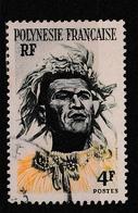 POLYNESIE YT 5  Oblitéré - Polynésie Française