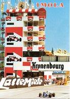 MOTOR RACING - AUTOMOBILISMO - CIRCUITO - AUTODROMO DI IMOLA - FORMULA UNO - AYRTON SENNA - N 4/214 - Grand Prix / F1