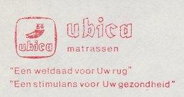 Meter Cut Netherlands 1980 Bird - Owl - Vogels