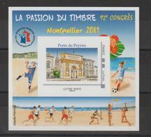 France FFAP 2019 Montpellier Porte Du Peyrou - FFAP