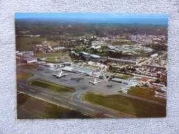 440 - CPSM , GUADELOUPE , Aéroport De Pointe à Pitre , Le Raizet - Pointe A Pitre