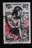 POLYNESIE YT 9  Oblitéré - Polynésie Française