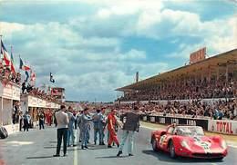 Grd For-ref Z369- Sport Automobile -circuit Competition Routier De Reims - Marne - - Automovilismo