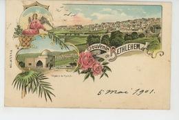 ASIE - PALESTINE - Souvenir De BETHLEHEM  (avec Sépulcre De Rachel ) - Palestine