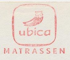 Meter Cut Netherlands 1964 Bird - Owl - Vogels