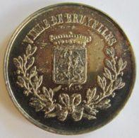 AG01859  VILLE DE BRUXELLES - SOUVENIR DE LA FETE DES ECOLES - 6 AOUT 1882 (Ag28g) - Professionnels / De Société