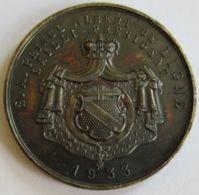 AG01862  PRINCE ALBERT DE LIGNE - BAILLI PRESIDENT - ORDRE DE MALTE - 1930 (Ag28g) - Royal / Of Nobility