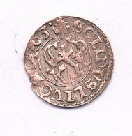 SCHILLING 1663 LIVONIA   LETLAND /4097/ - Latvia