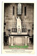 MONACO - LA CATHEDRALE - AUTEL DE St J.-B DE LA SALLE ASSOCIATION DES ANCIENS ELEVES (1) - Kathedrale Notre-Dame-Immaculée