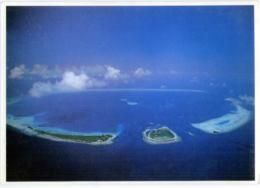 MALDIVE  KURAMATHI  EMA Stamp - Maldivas