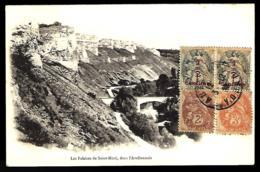 CARTE DE SAINT-MORÉ - TYPE BLANC - - 1900-29 Blanc