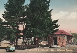 Cartolina - Postcard /  Viaggiata -  Sent /  Sila, Villaggio Racise. ( Gran Formato ) Anni 50° - Catanzaro