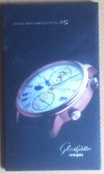 Catalogo Orologi - Watch Catalog - Glashütte Original 2015 - Con Listino Prezzi - Unclassified