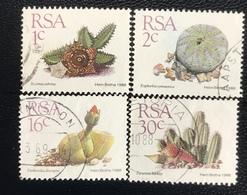 RSA  - Republic Of South Africa - (o) Used - Ref 14 - 1988 - Vetplanten - Afrique Du Sud (1961-...)