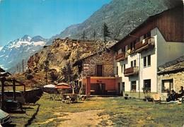 Cartolina Pont Di Valsavaranche Albergo Genzianella 1968 - Italy