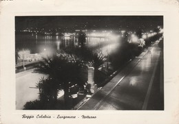 Cartolina - Postcard /  Viaggiata -  Sent /  Reggio Calabria, Lungomare. ( Gran Formato ) - Catanzaro