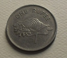 1982 - Seychelles - ONE RUPEE - KM 50.1 - Seychelles