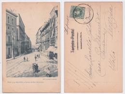 Madrid - Carrera De San Jeronimo N. 119, Ante 1906 - Madrid