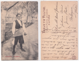 Zaragoza - Un Buturro, 1911 - Zaragoza