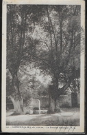 CPA 06 - Caussols, La Fontaine Historique - France