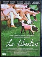 Le Libertin - Vincent Perez - Fanny Ardant - Josiane Balasko - Michel Serrault . - Comedy